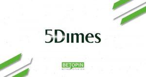 5dimes Welcome Bonus
