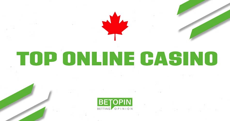 Top Online Casino sites in canada
