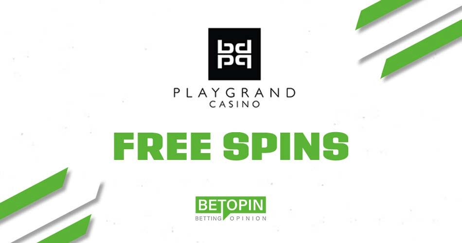 Playgrand Free Spins