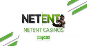 NetEnt Casinos Canada