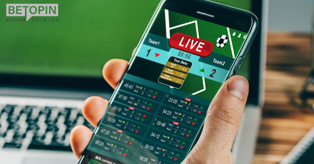 Online Sports Betting Set to Hit