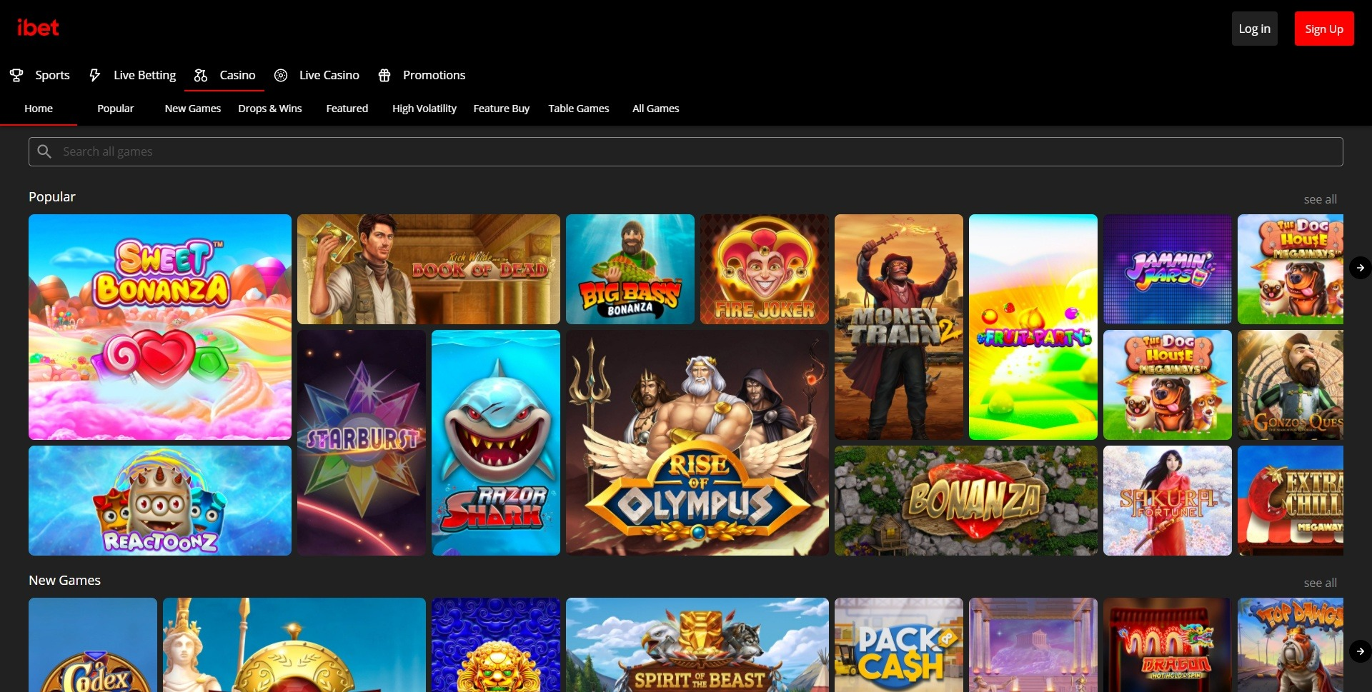 ibet casino review Canada