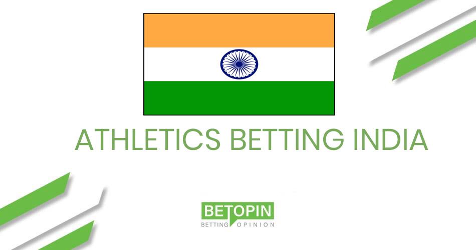Athletics Betting India