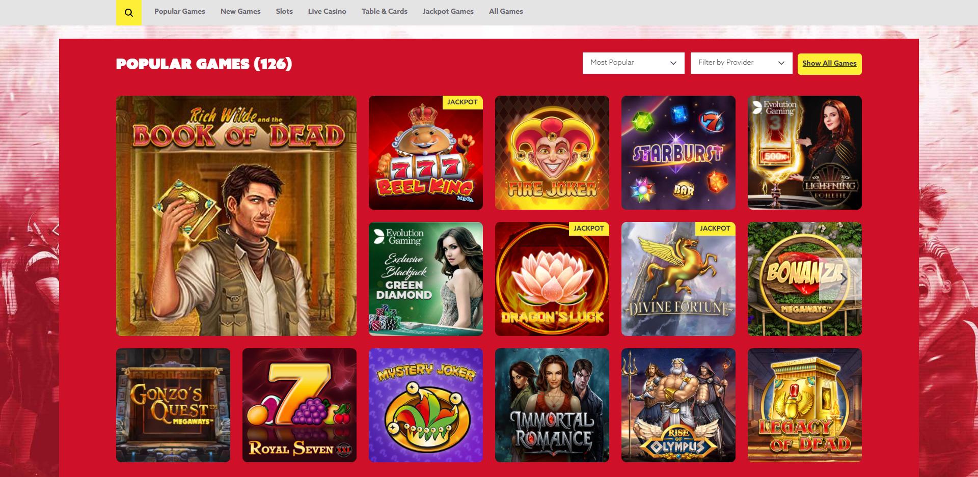 Funbet Casino Review