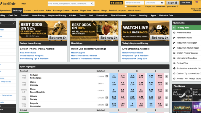 Matchbook Archives - Betopin - Compare Betting Exchanges