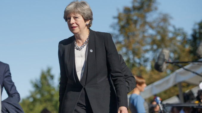 Theresa May - 6/4 to be gone before Christmas