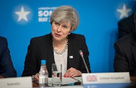 Theresa May Betting Odds