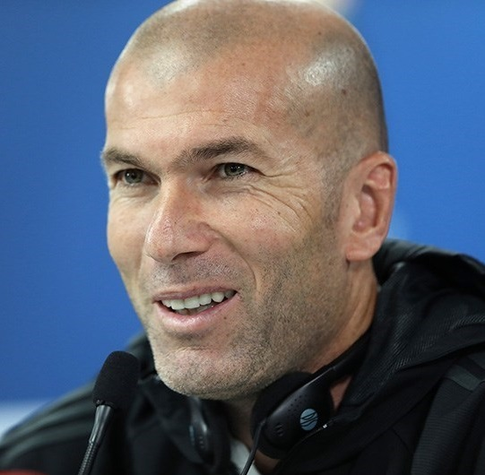 Zinedine Zidane - One of the favourites to be next Manchester United manager