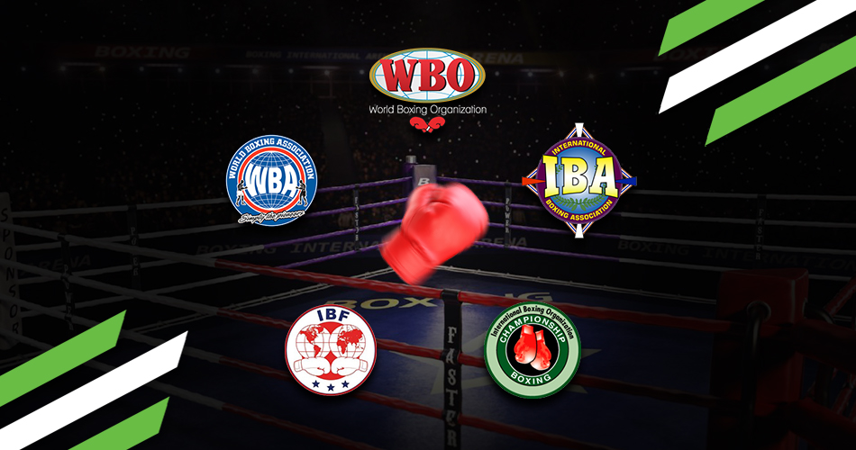 Boxing Homepage Logo