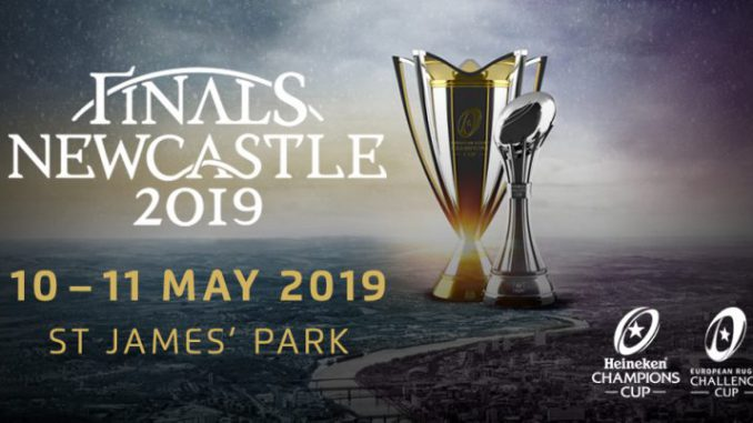 Champions Cup 2019