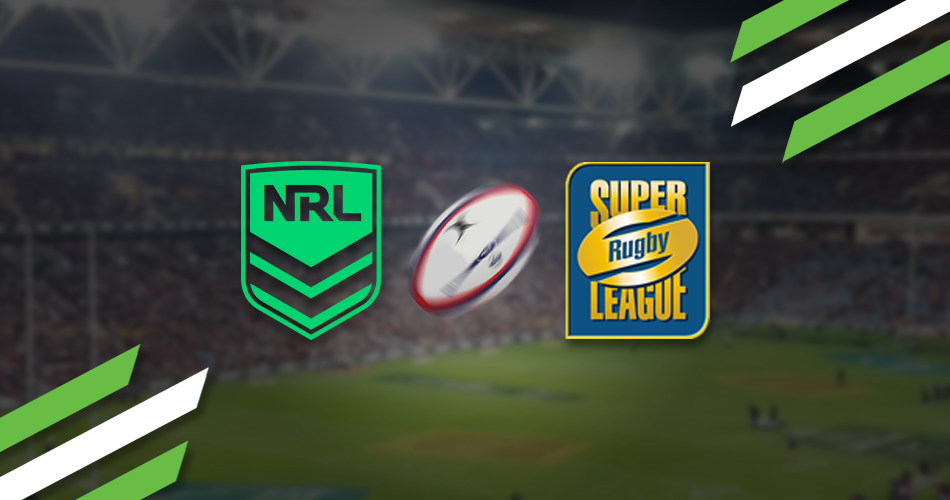 Rugby League Homepage Logo