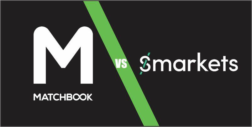 Matchbook vs Smarkets