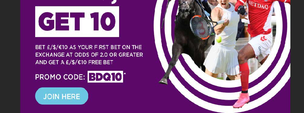 Betdaq Join Now