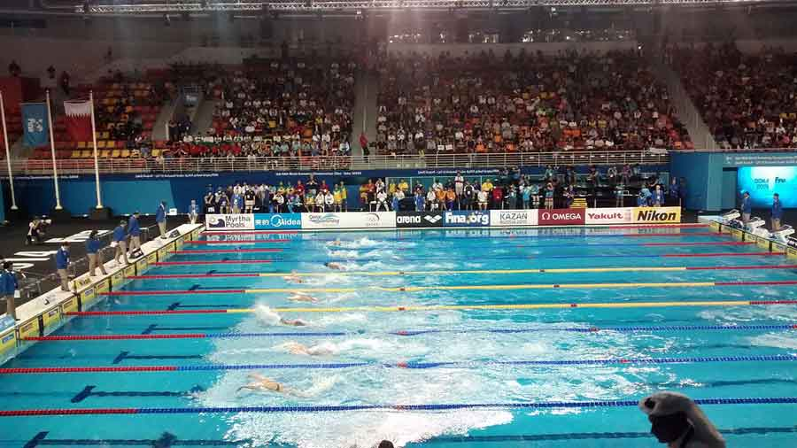 World Swimming Championships (25m)