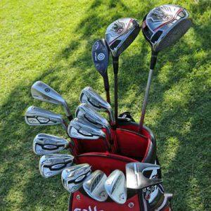 Bag of Golf Clubs
