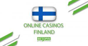 online casinos in Finland