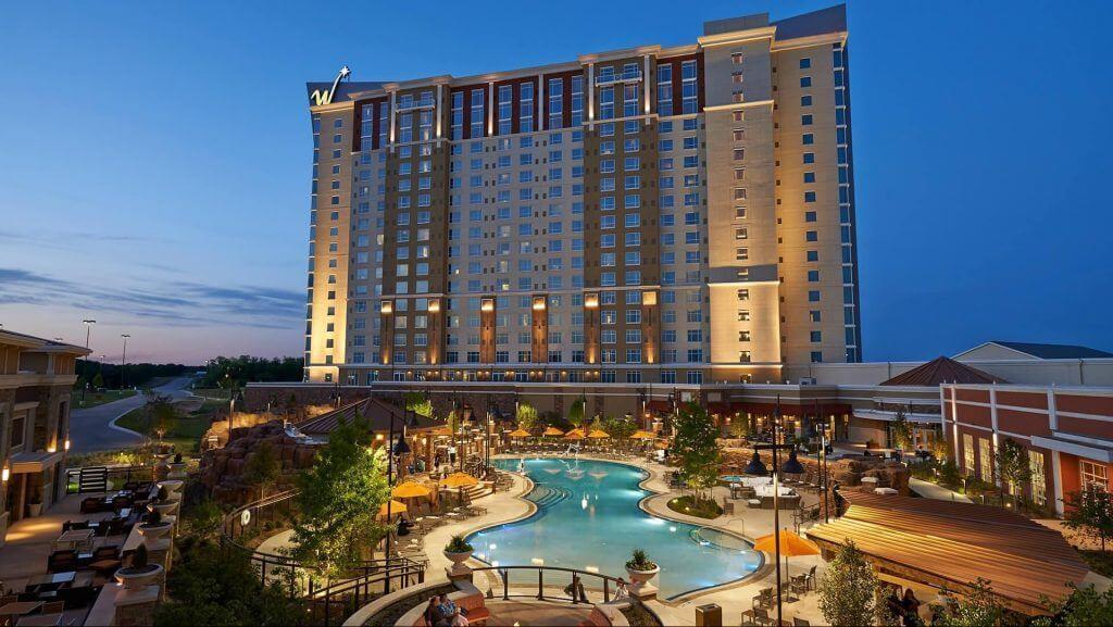 WinStar World Casino Oklahoma