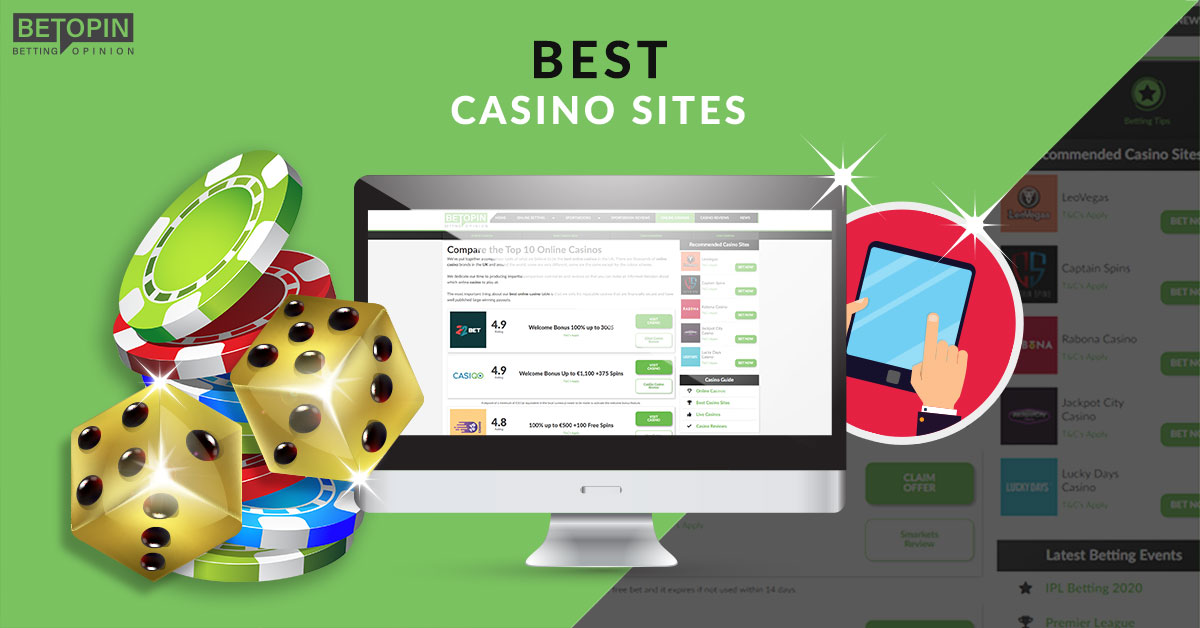 Best Online Casino Sites [2021 Update] Top Rated