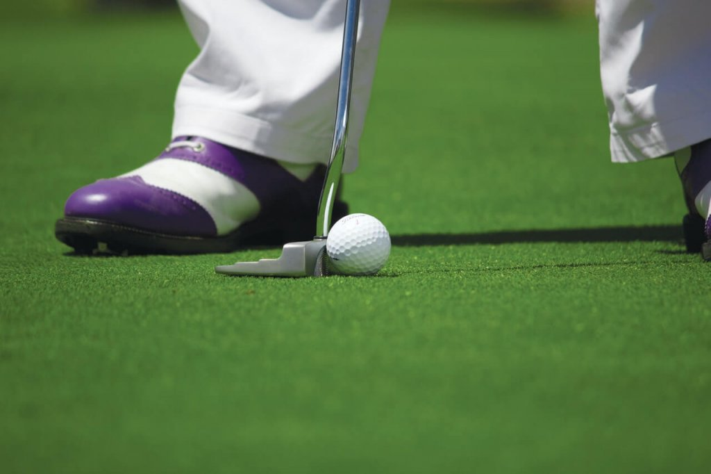golf and the sporting