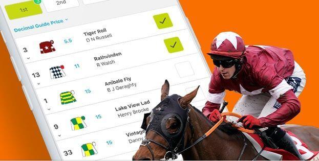 Explaining horse betting patent betting slip