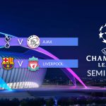 Champions League Semi Final Logo