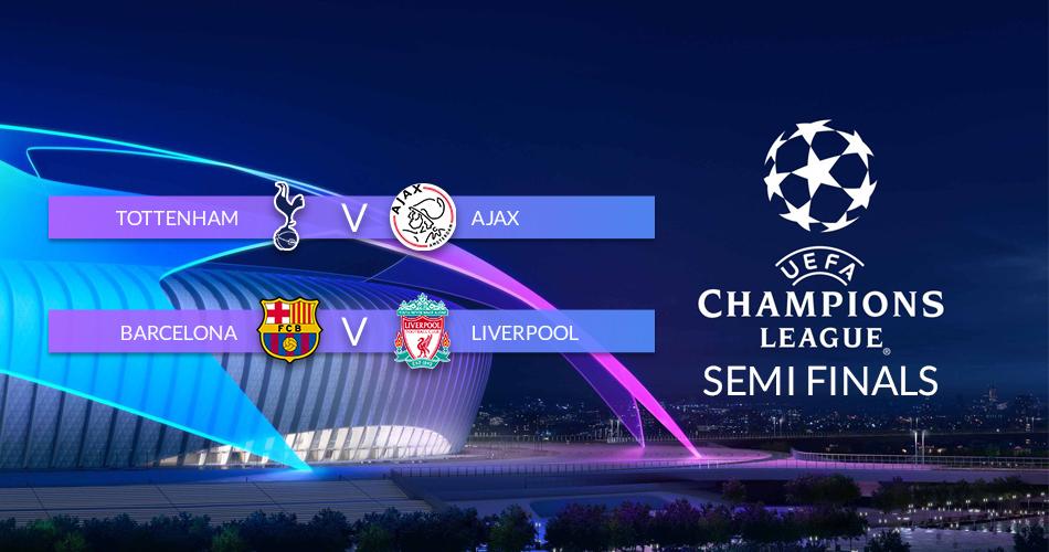 bet on champions league semi finalists
