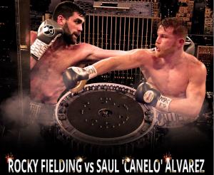 Canelo vs Fielding