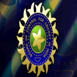 Board of Control for Cricket in India logo