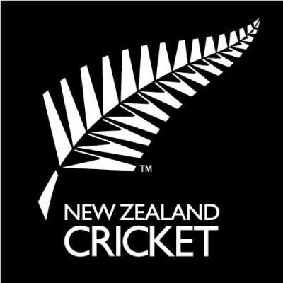 Cricket New Zealand Logo