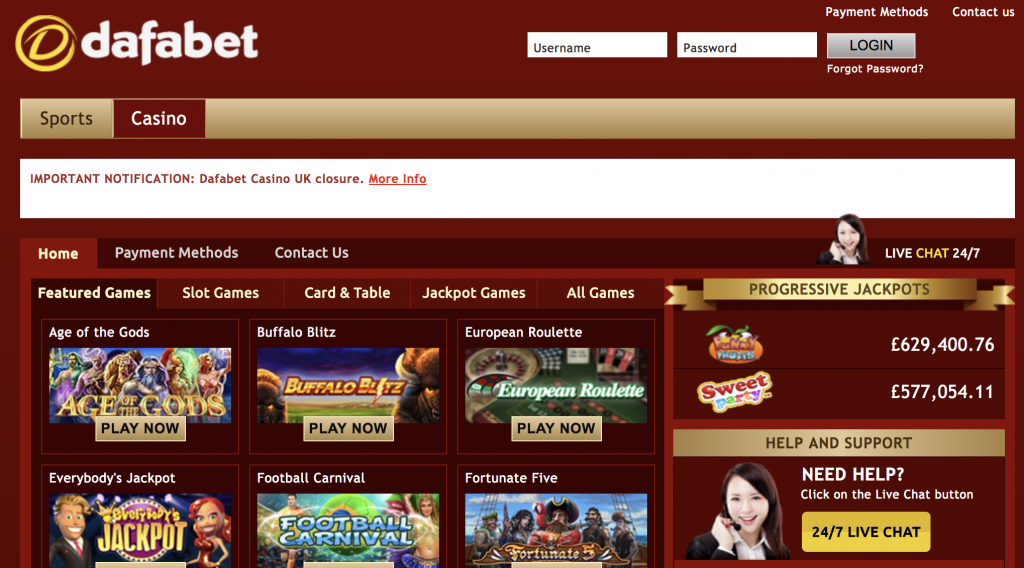 good online casinos usa