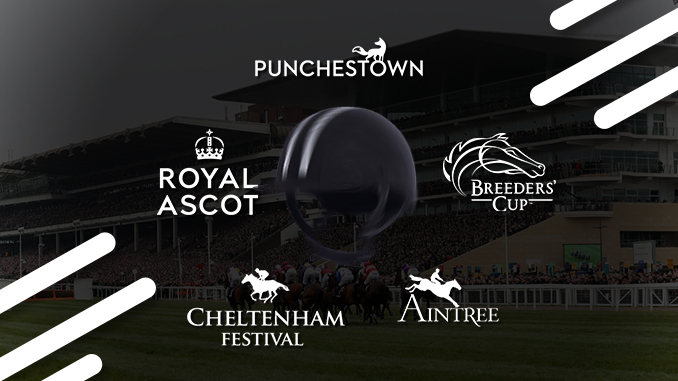 Horse Racing Homepage Logo
